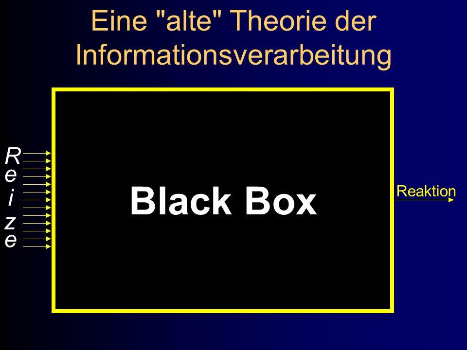 Eine alte Theorie der Informationsverarbeitung