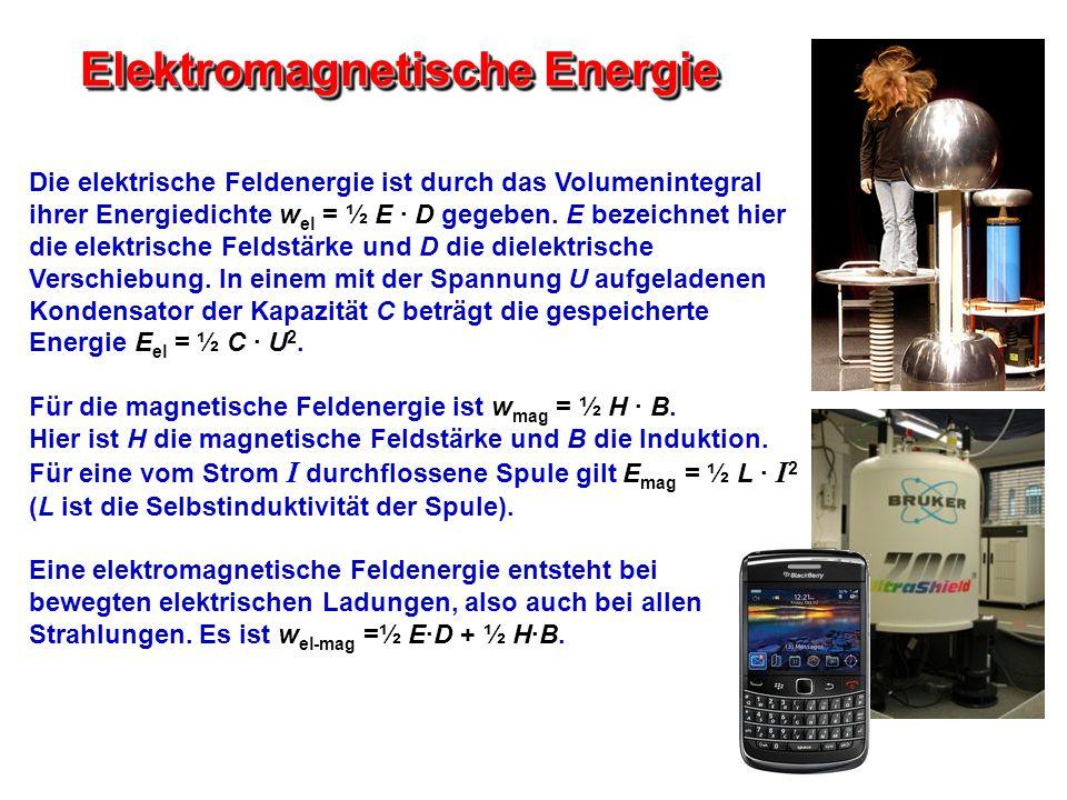 Elektromagnetische Energie
