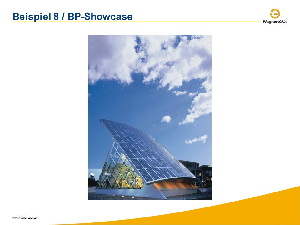 Beispiel 8 / BP-Showcase