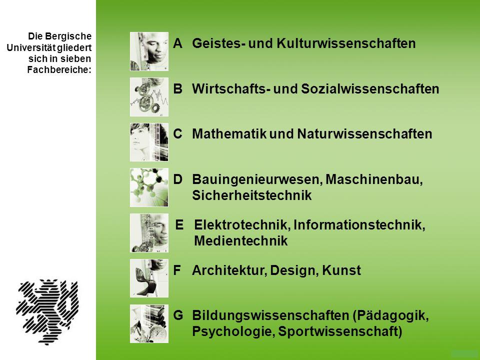 A Geistes- und Kulturwissenschaften