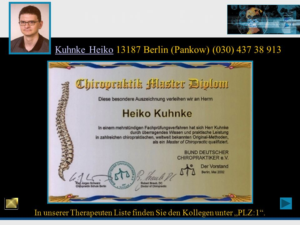 Kuhnke Heiko 13187 Berlin (Pankow) (030) 437 38 913
