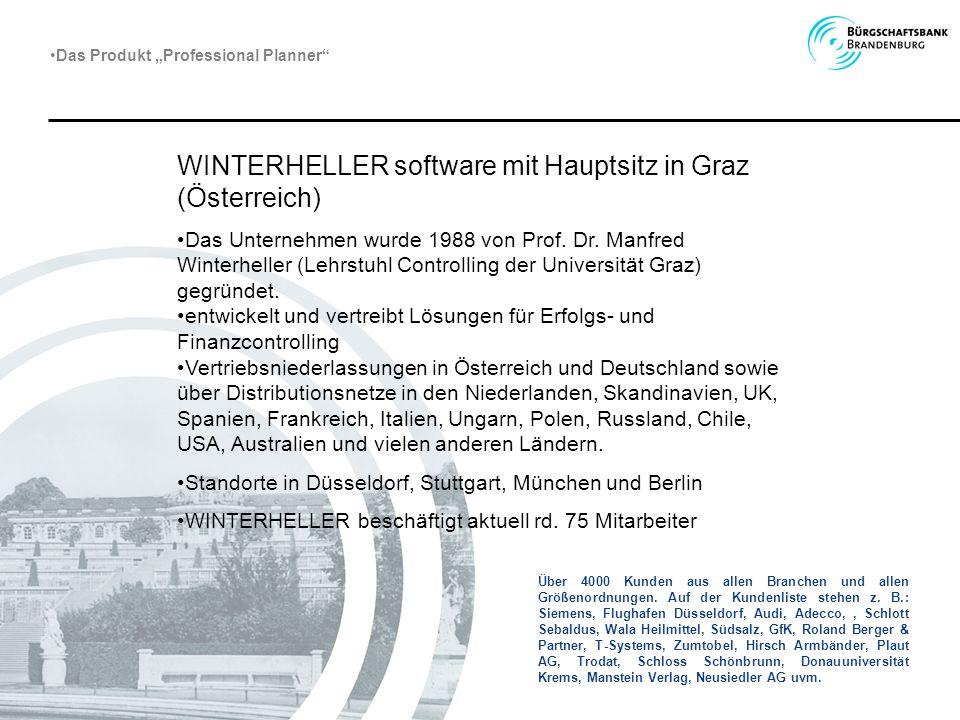 WINTERHELLER software mit Hauptsitz in Graz (Österreich)