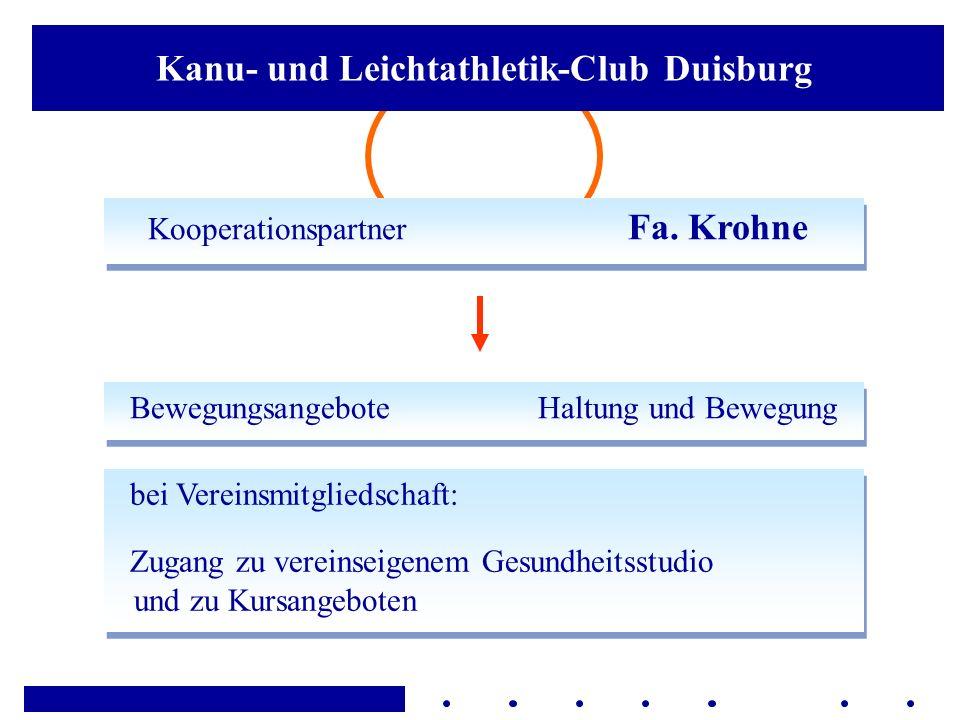 Kanu- und Leichtathletik-Club Duisburg