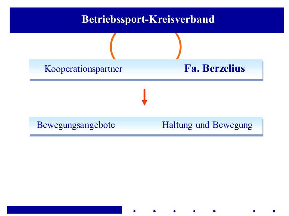 Betriebssport-Kreisverband