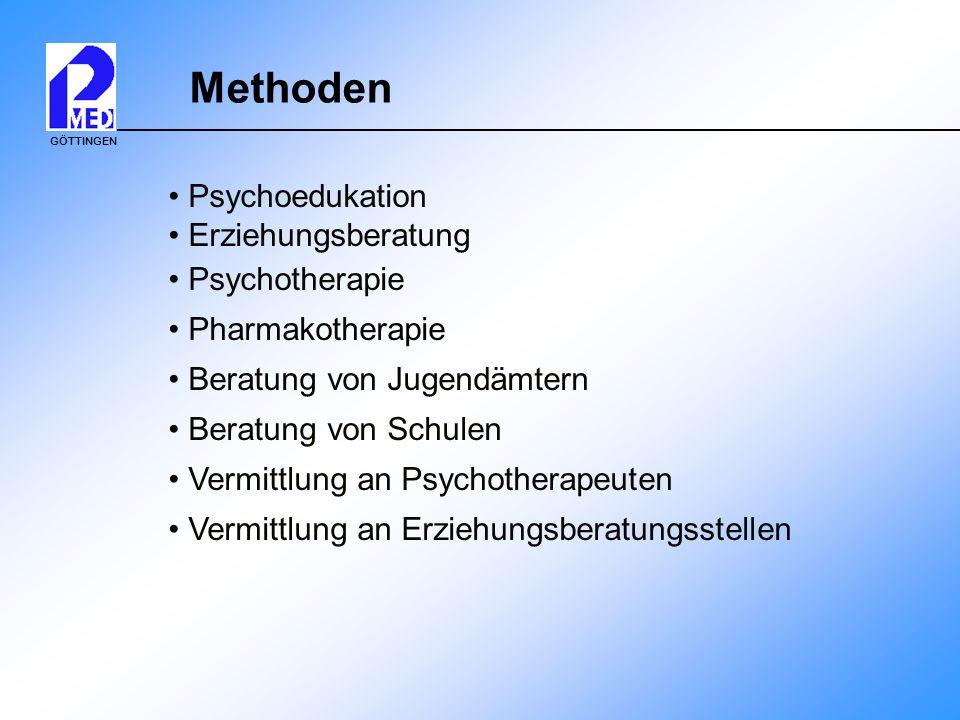 Methoden Psychoedukation Erziehungsberatung Psychotherapie