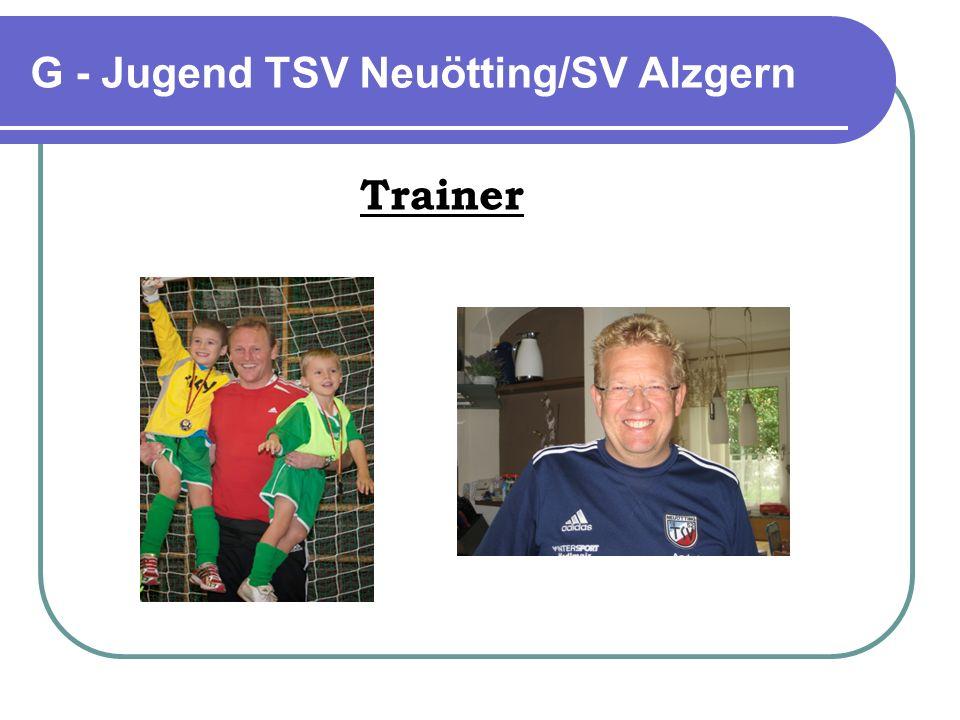G - Jugend TSV Neuötting/SV Alzgern