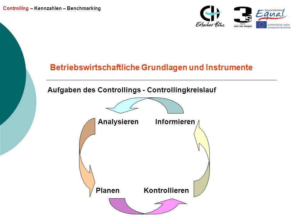 Betriebswirtschaftliche Grundlagen und Instrumente