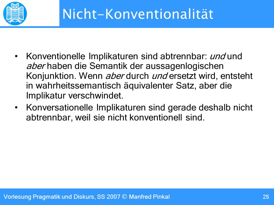 Nicht-Konventionalität