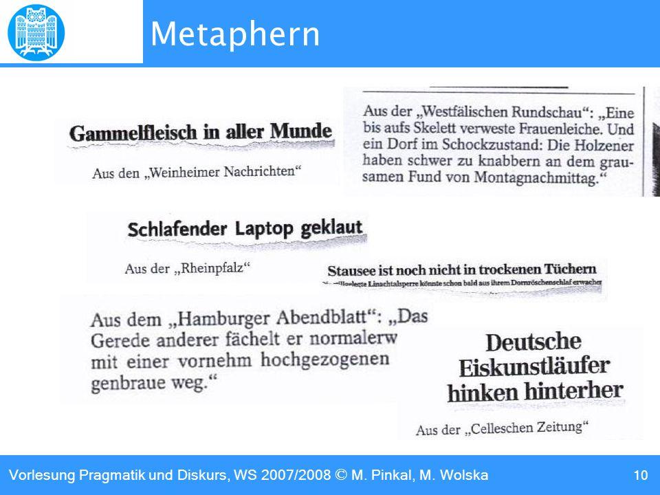 Metaphern