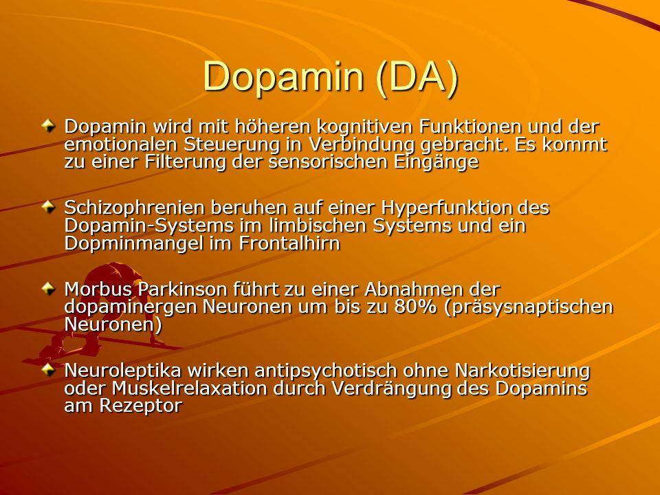 Dopamin (DA)