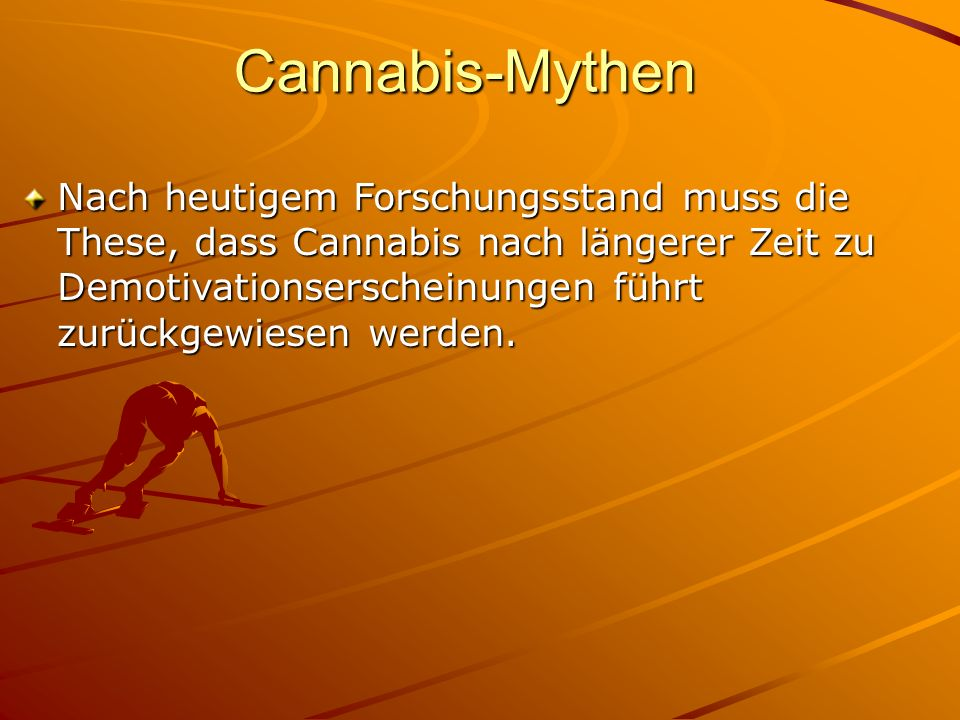 Cannabis-Mythen
