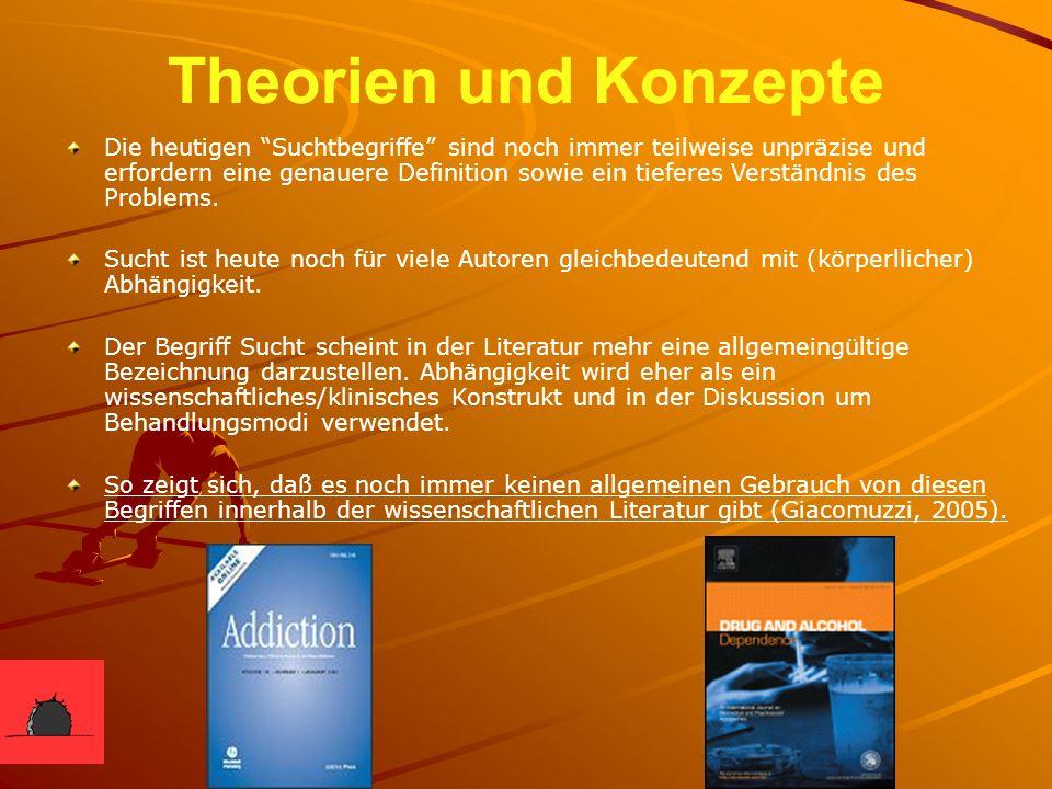 Theorien und Konzepte