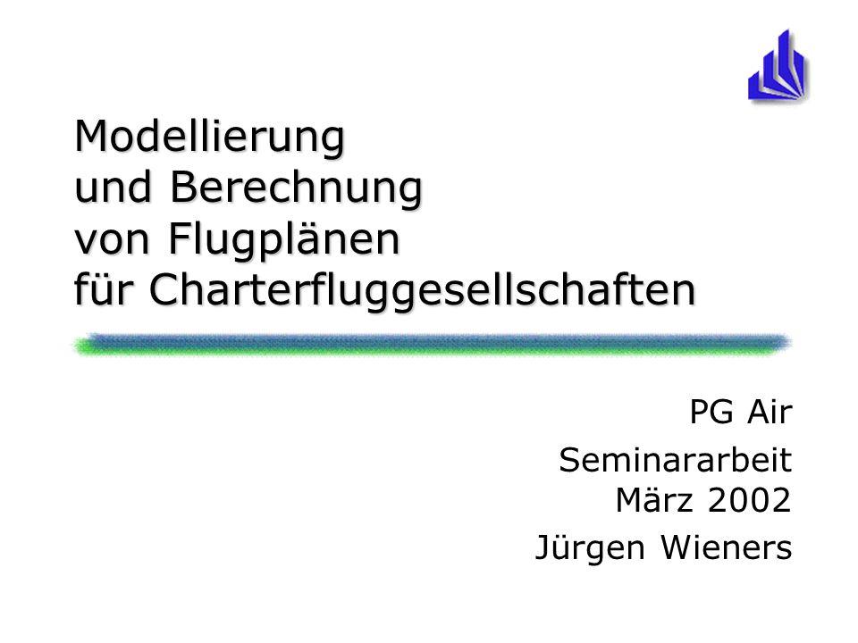 PG Air Seminararbeit März 2002 Jürgen Wieners