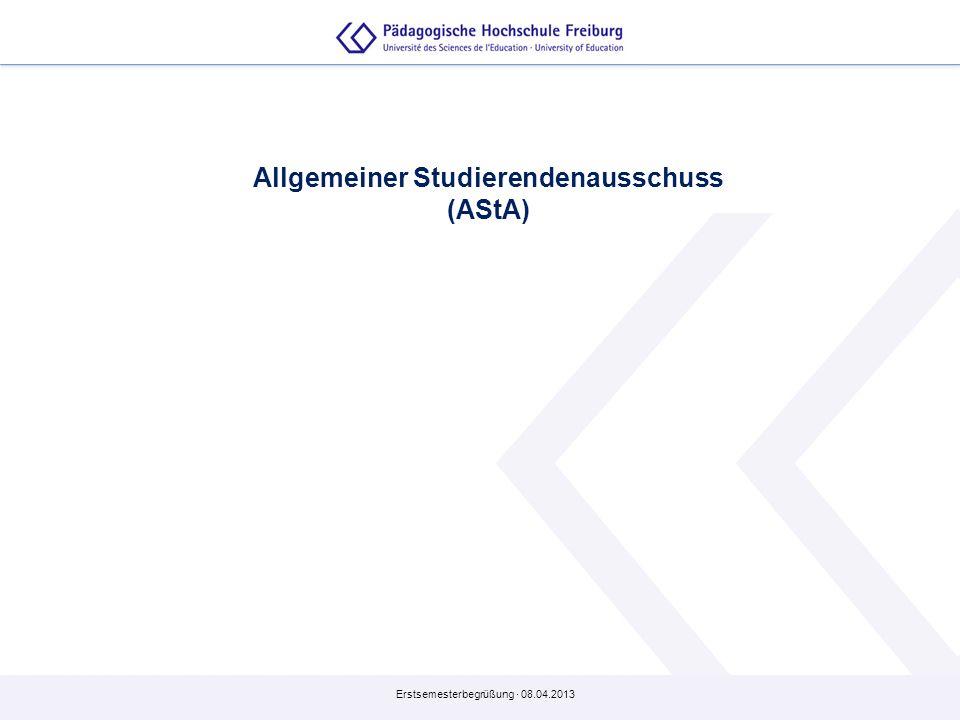 Allgemeiner Studierendenausschuss (AStA)