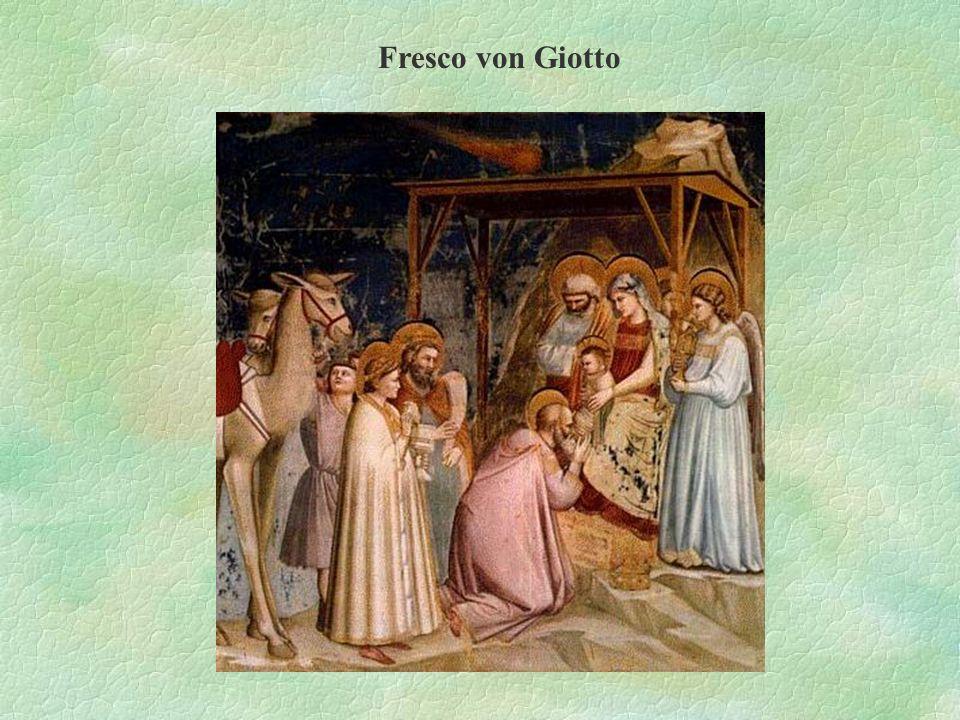 Fresco von Giotto