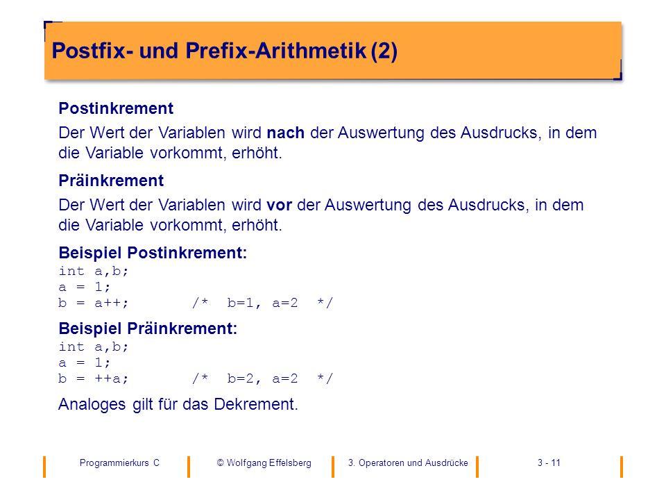 Postfix- und Prefix-Arithmetik (2)
