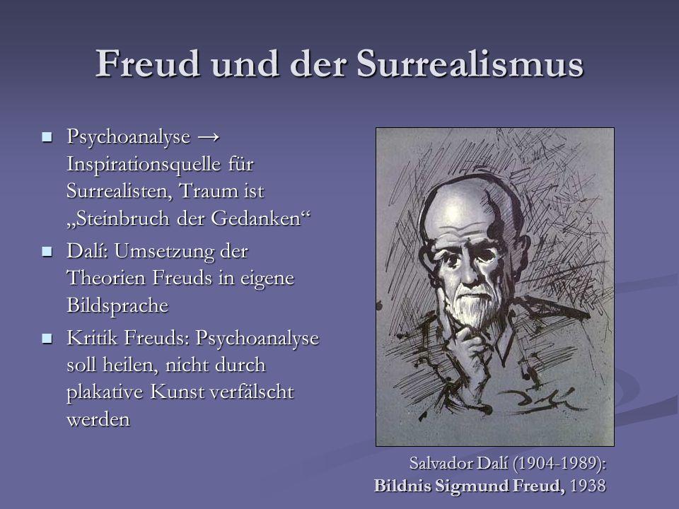 Freud und der Surrealismus