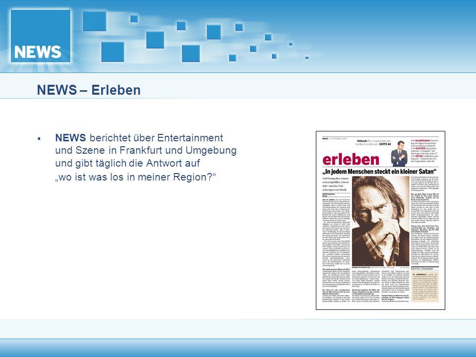 NEWS – Erleben NEWS berichtet über Entertainment und Szene in Frankfurt und Umgebung und gibt täglich die Antwort auf.