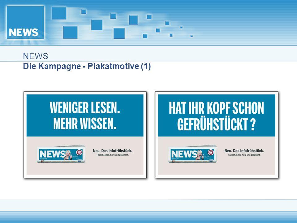 NEWS Die Kampagne - Plakatmotive (1)