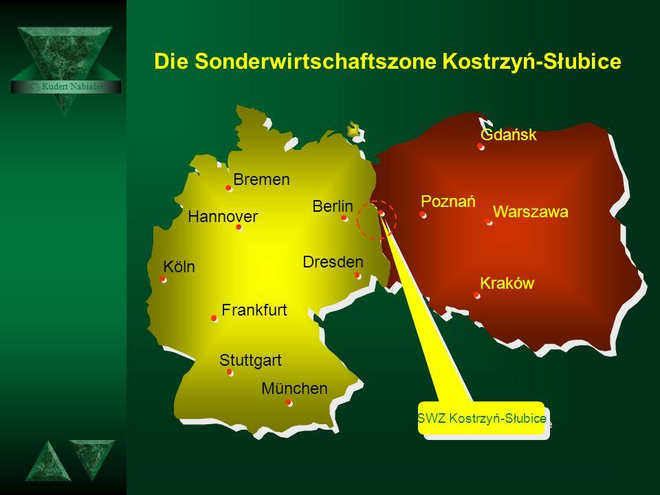 Die Sonderwirtschaftszone Kostrzyń-Słubice