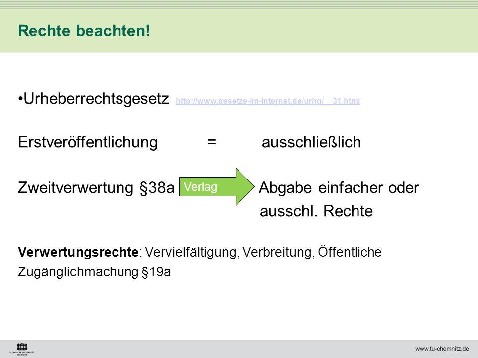 Urheberrechtsgesetz http://www.gesetze-im-internet.de/urhg/__31.html
