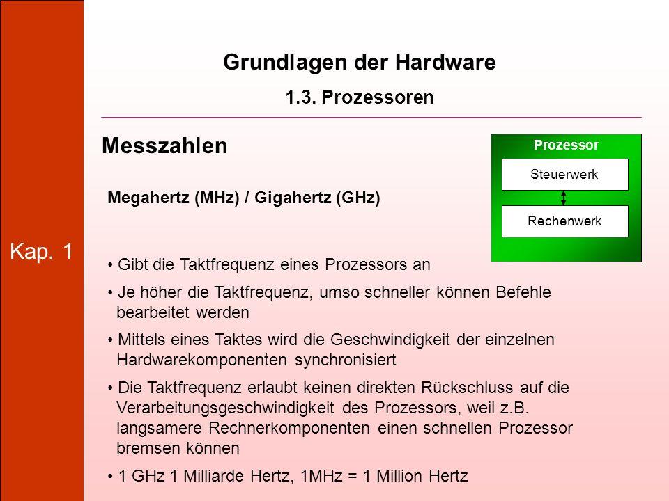 Grundlagen der Hardware