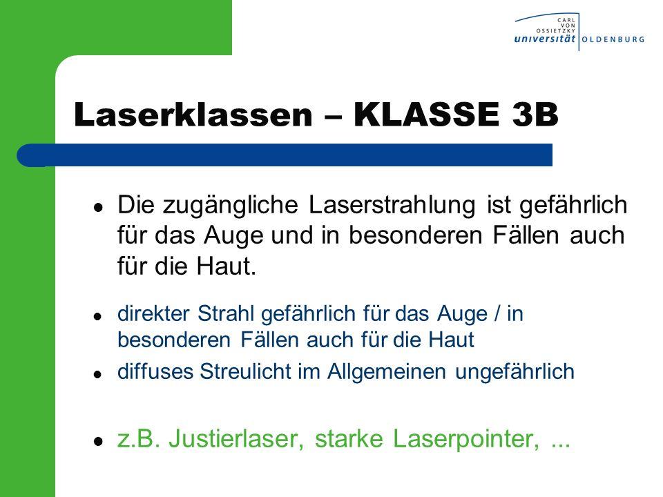 Laserklassen – KLASSE 3B