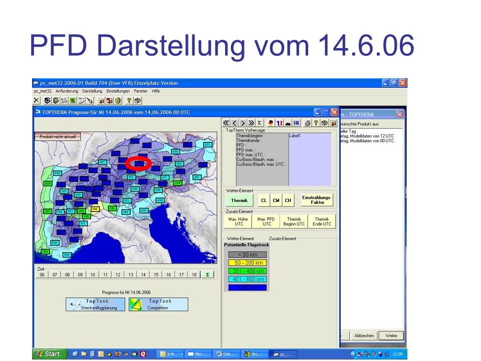 PFD Darstellung vom 14.6.06 Beispiel 14.6.06