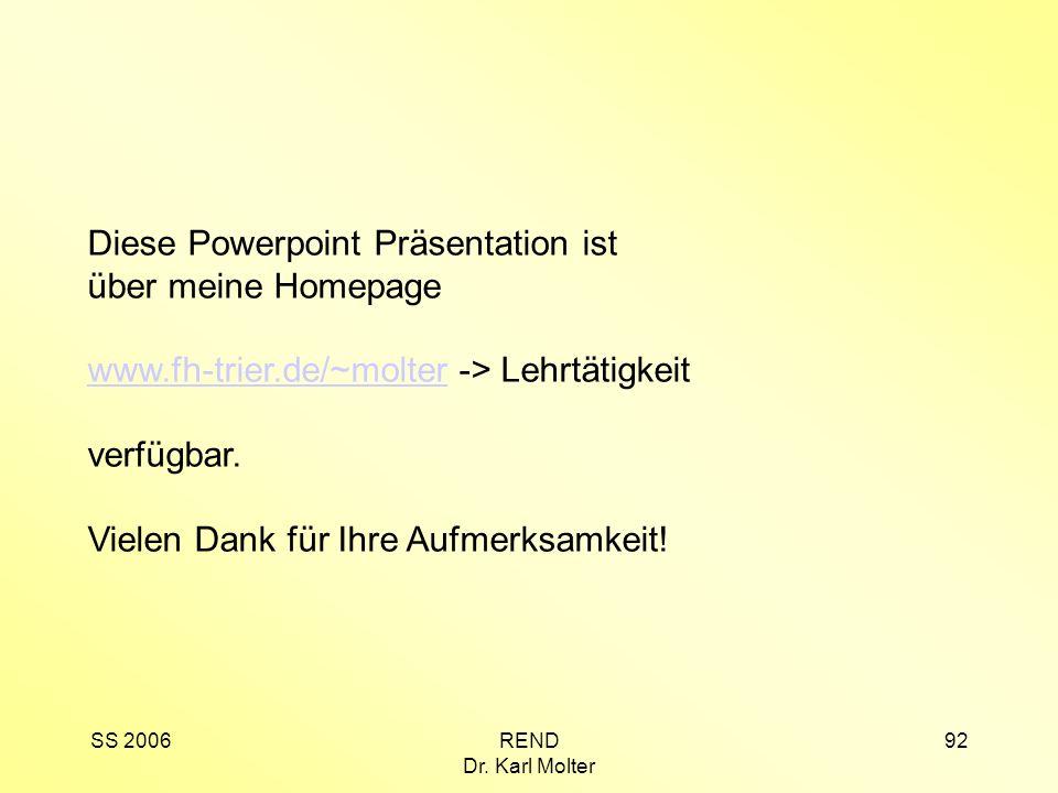 Diese Powerpoint Präsentation ist über meine Homepage