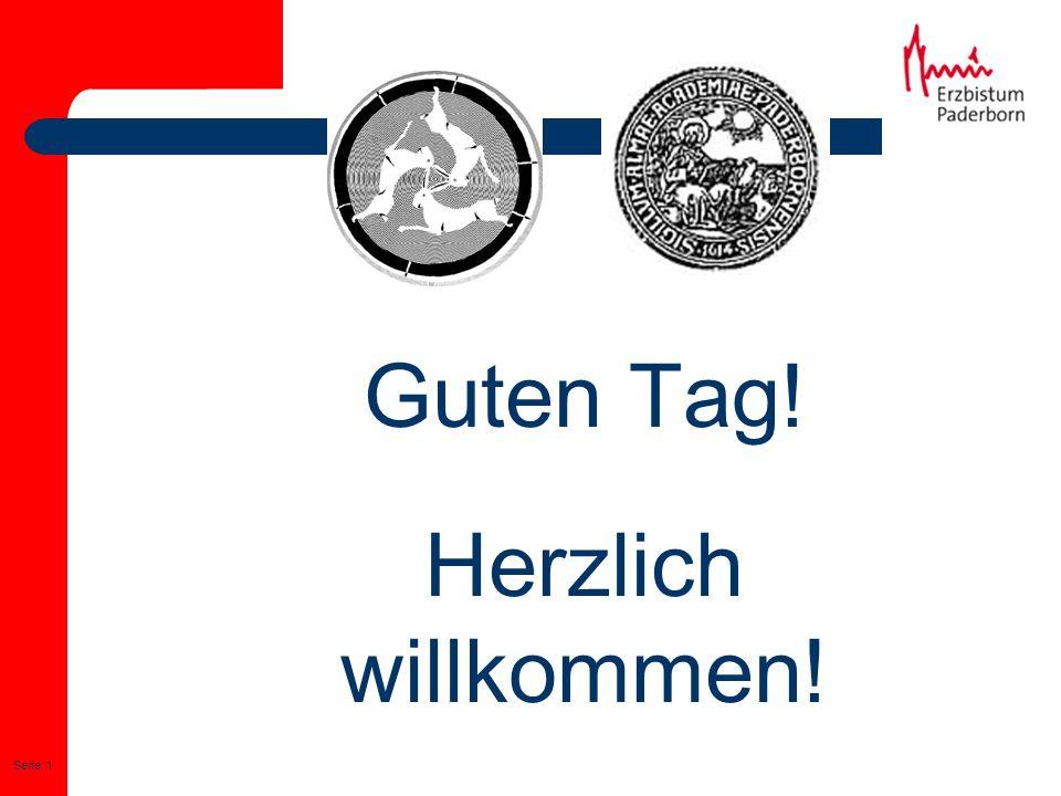 25.03.2017 Guten Tag! Herzlich willkommen!