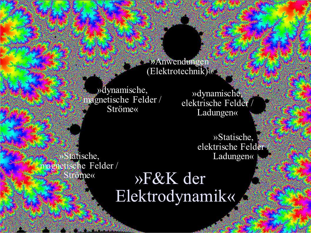 »F&K der Elektrodynamik«