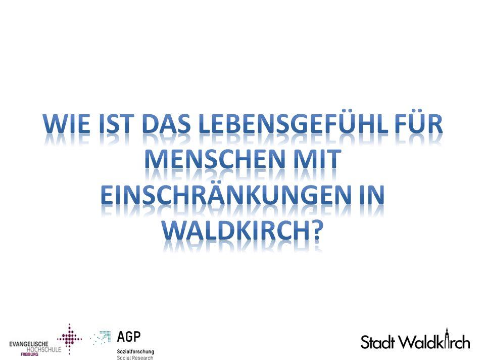 Wie ist das Lebensgefühl für Menschen mit Einschränkungen in Waldkirch