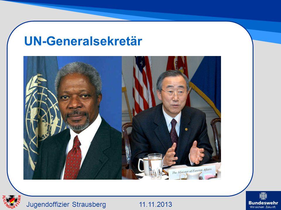 UN-Generalsekretär