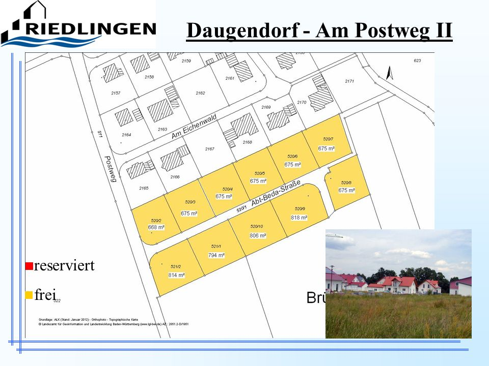 Daugendorf - Am Postweg II