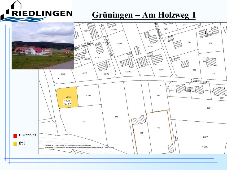 Grüningen – Am Holzweg I