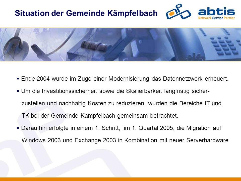 Situation der Gemeinde Kämpfelbach