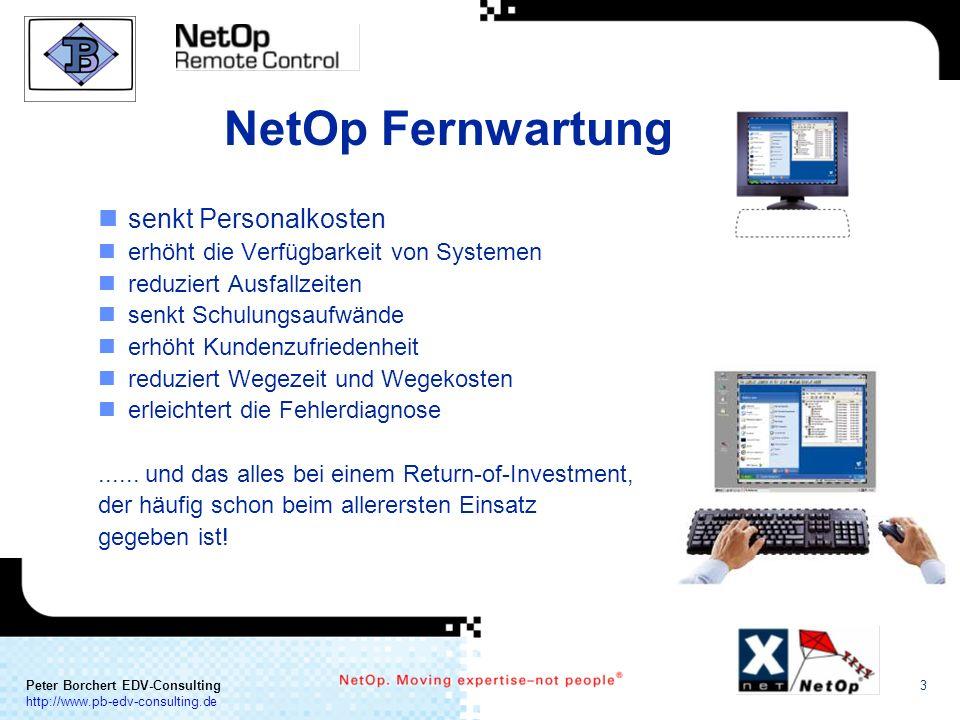 NetOp Fernwartung senkt Personalkosten
