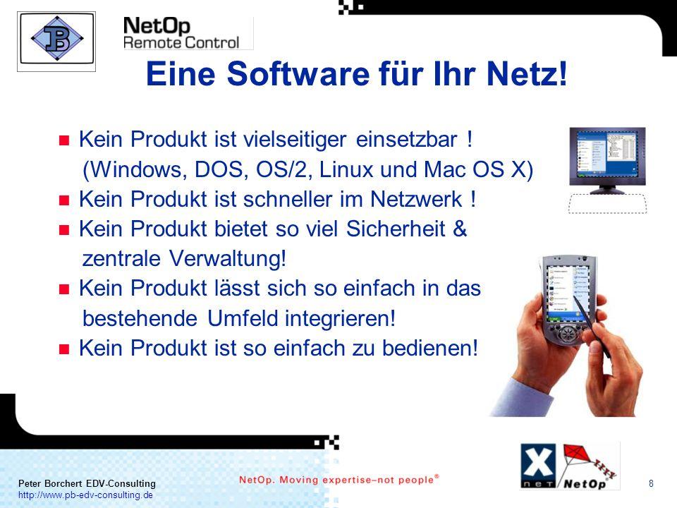 Eine Software für Ihr Netz!