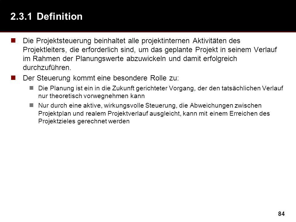 2.3.1 Definition