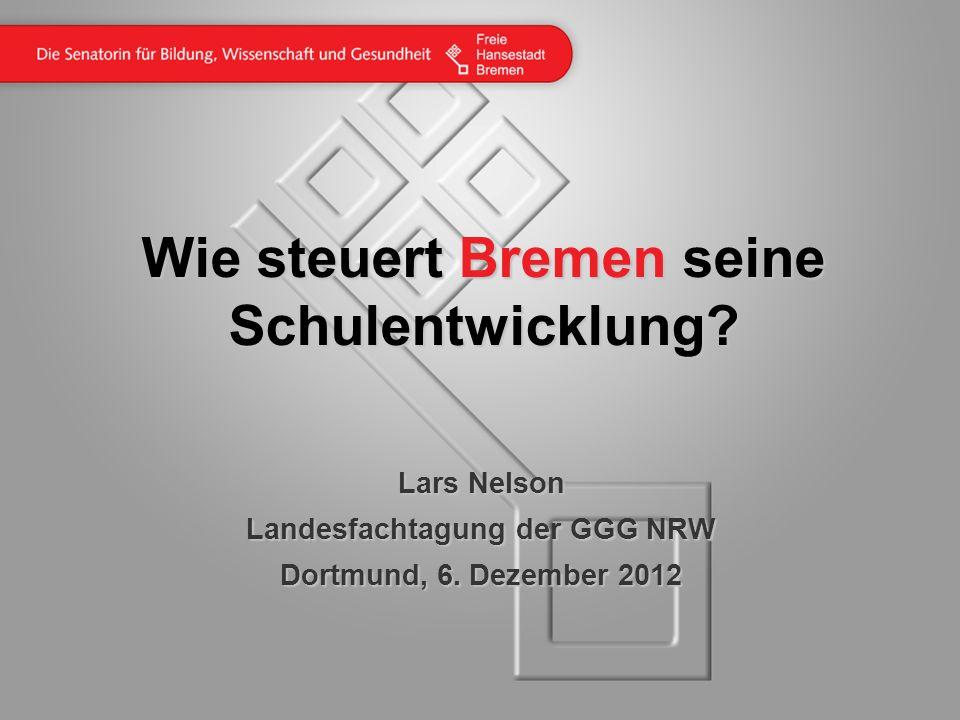 Wie steuert Bremen seine Schulentwicklung