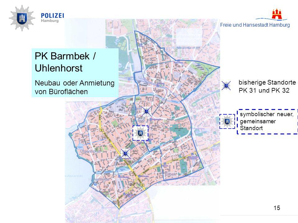 PK Barmbek / Uhlenhorst