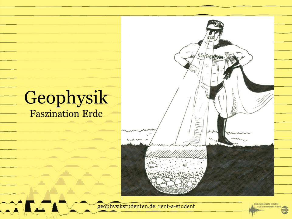 Geophysik Faszination Erde