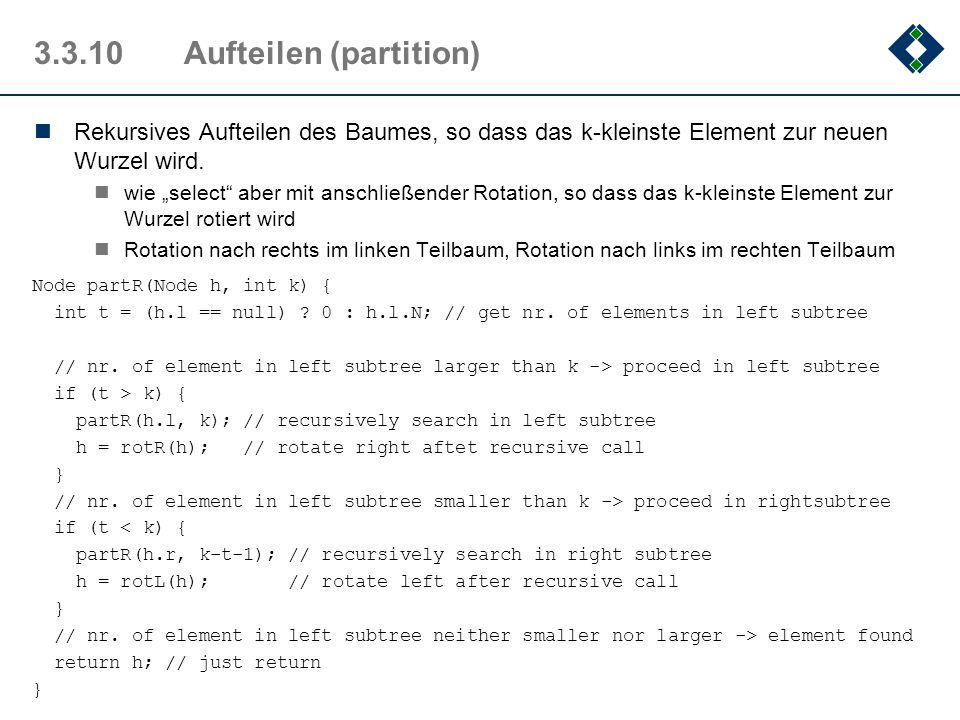 3.3.10 Aufteilen (partition)