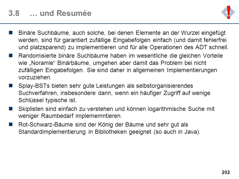 ! 3.8 … und Resumée.