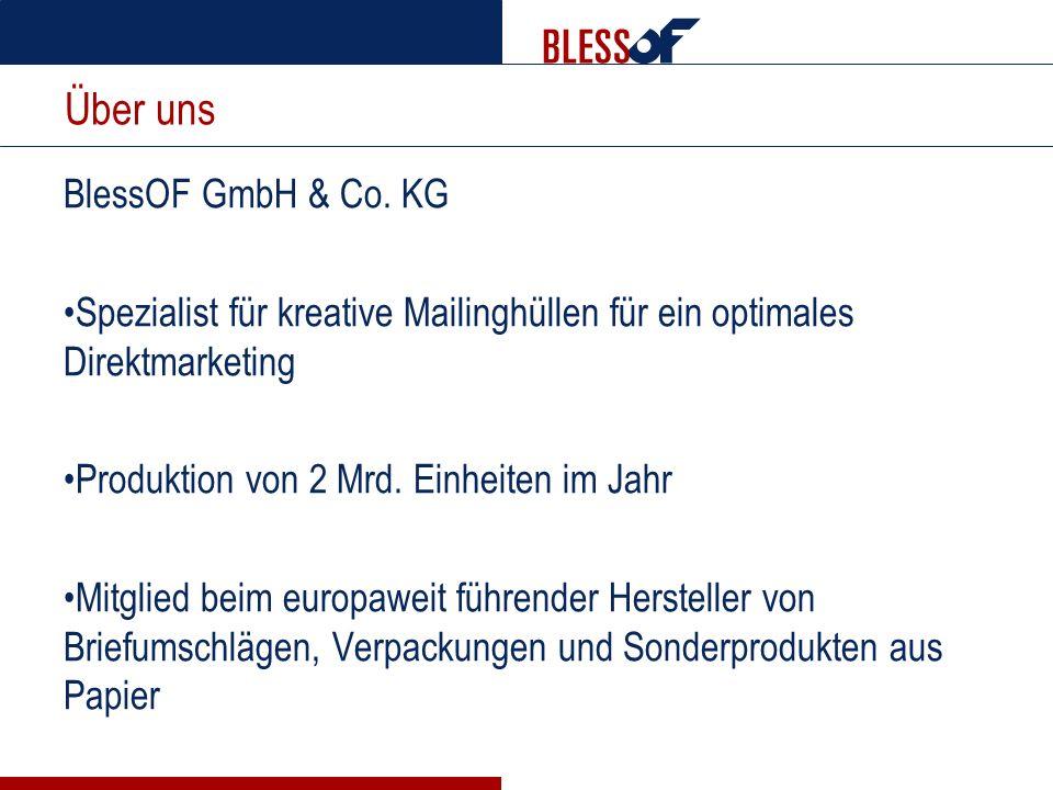 Über uns BlessOF GmbH & Co. KG