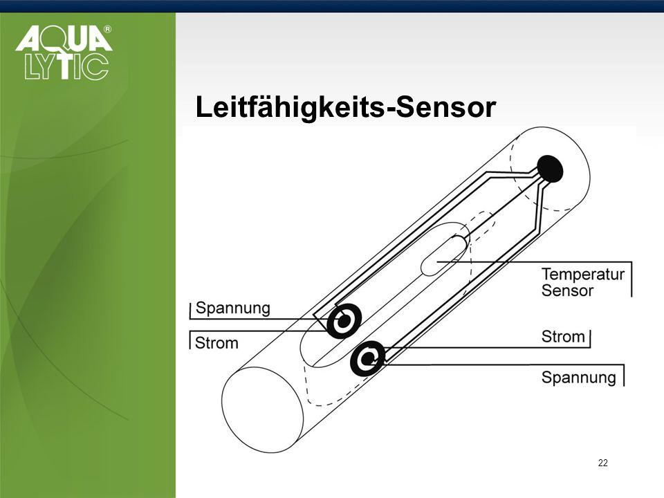 Leitfähigkeits-Sensor