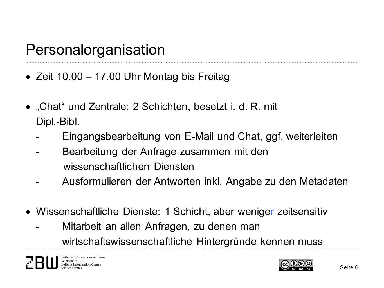 Personalorganisation