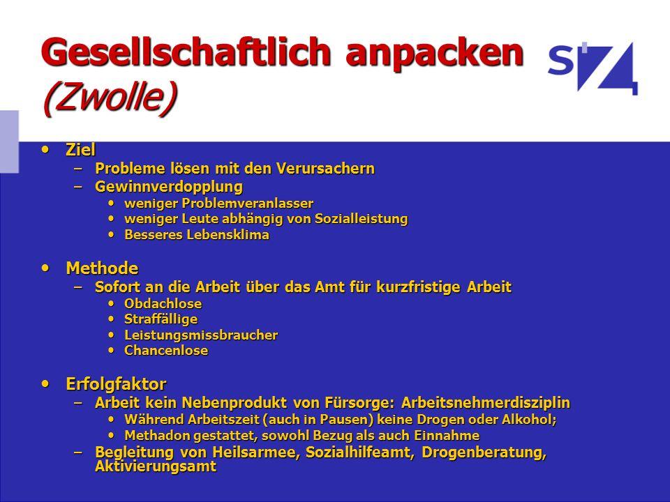 Gesellschaftlich anpacken (Zwolle)