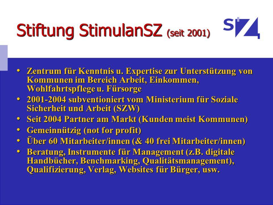 Stiftung StimulanSZ (seit 2001)