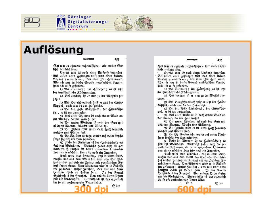 Auflösung 300 dpi 600 dpi MOW-Konferenz Mexiko, 09_2000
